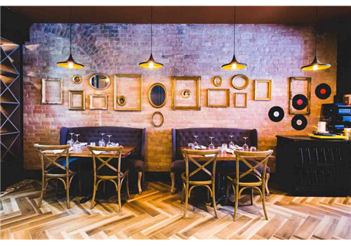 lil' brew hops Restaurant - Picture