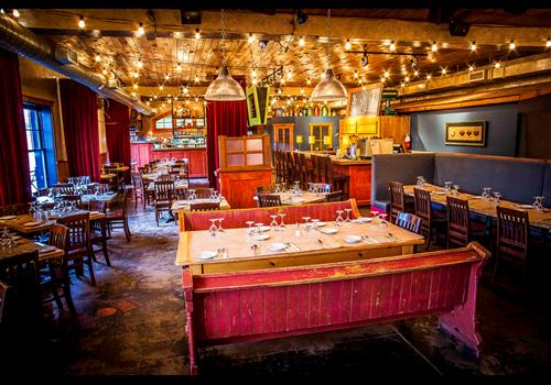 Restaurant L'Olive Rouge Restaurant - Picture