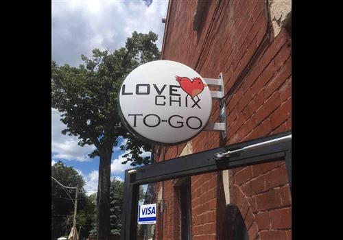 Love Chix Restaurant - Picture
