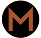 M Resto Bar Restaurant - Logo