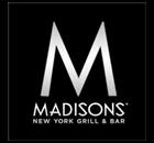 Madison's New York Grill & Bar (Boucherville) Restaurant - Logo