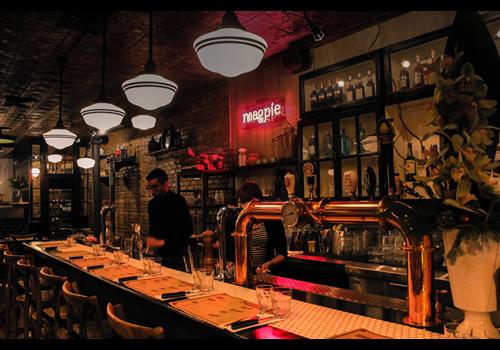 Pizzeria Magpie - Amherst Restaurant - Picture