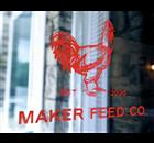 Maker Feed Co Restaurant - Logo
