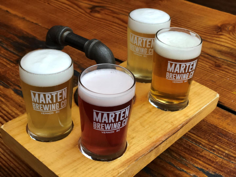 Marten Brewing Co. Restaurant - Picture