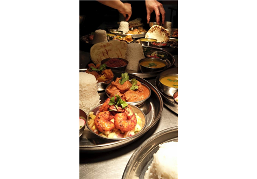 Masala Café Sherbrooke Restaurant - Picture