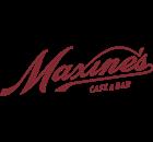 Maxine's Cafe & Bar Restaurant - Logo