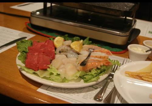 Meule et Caquelon Restaurant - Picture