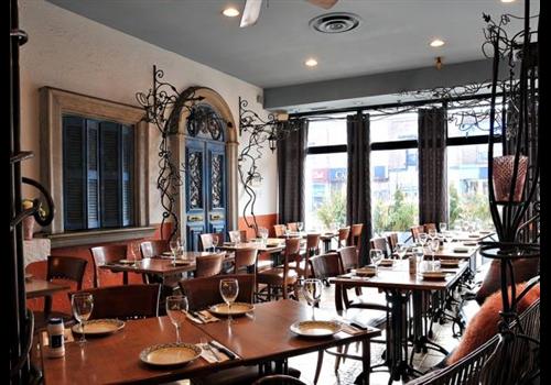 Mezes Restaurant - Picture