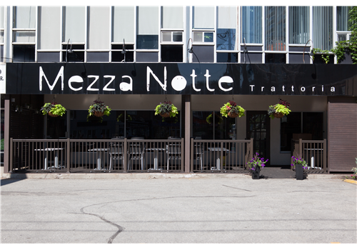 Mezza Notte Trattoria - Thornhill Restaurant - Picture