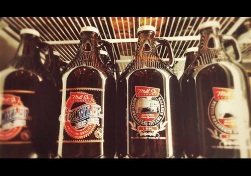 Mill Street Brew Pub - Ottawa Restaurant - Picture