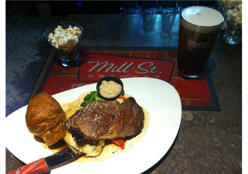 Mill Street Brew Pub Restaurant - Picture