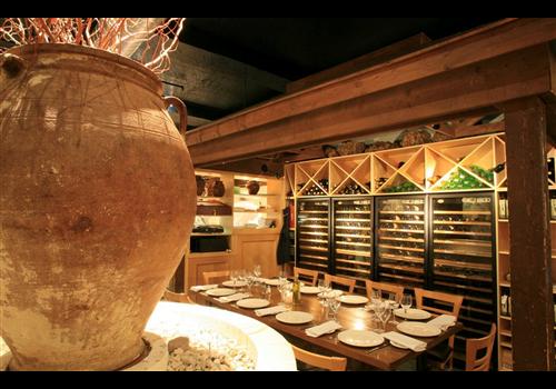 Milos - Montreal Restaurant - Picture