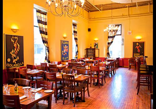 Mirto Italian Restaurant  Restaurant - Picture
