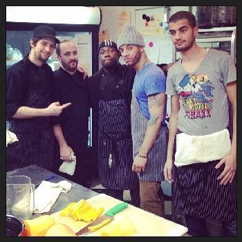 Monsieur Restaurant - Picture