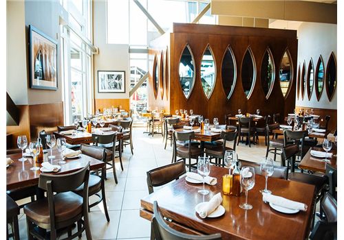 Enoteca Monza Pizzeria Moderna - Laval Restaurant - Picture