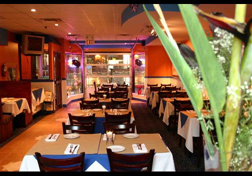 Mykonos  Restaurant - Picture