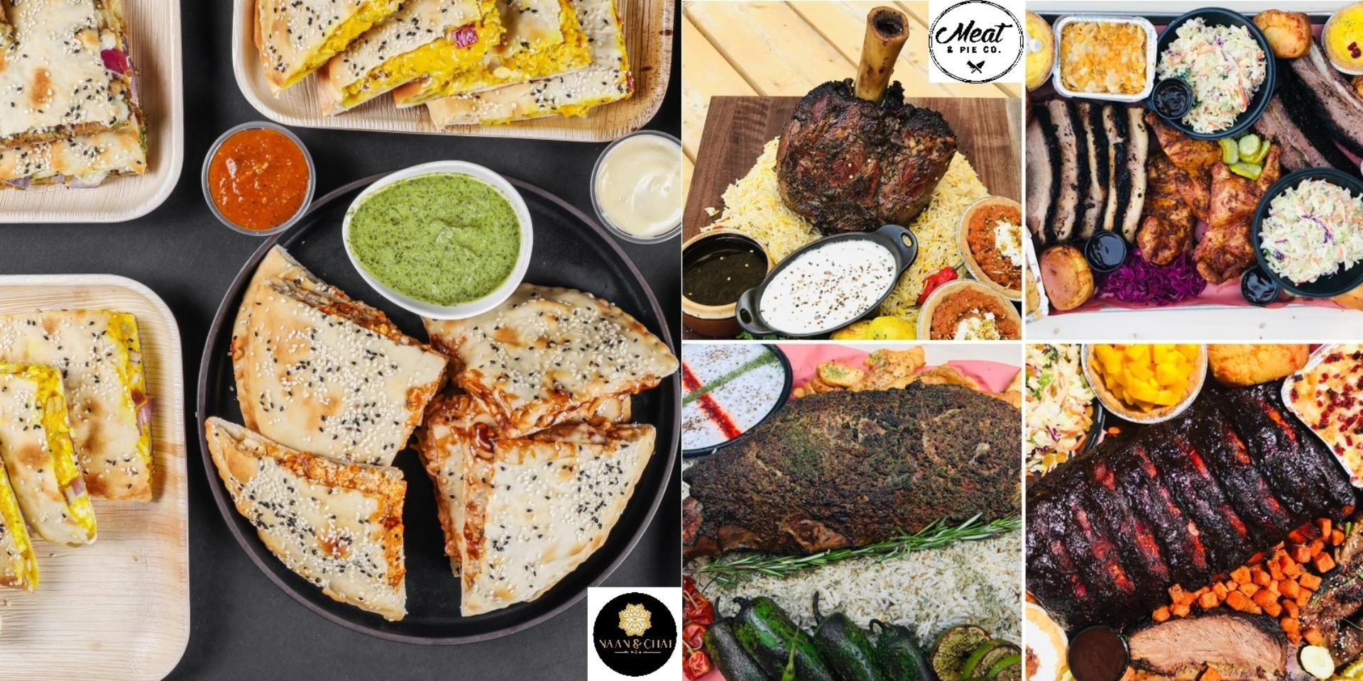 Naan & Chai   |   Meat & Pie Co. Restaurant - Picture