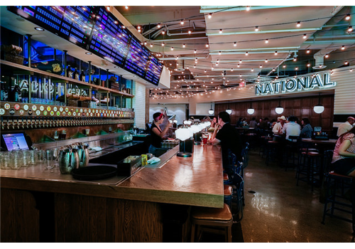 National on 8th Restaurant - Picture