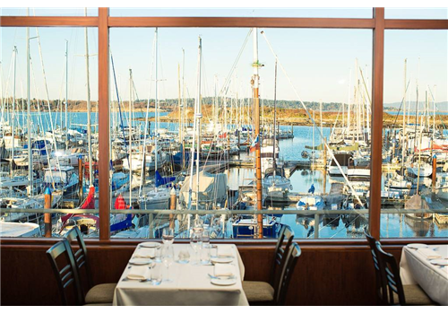 The Marina Restaurant Restaurant - Picture