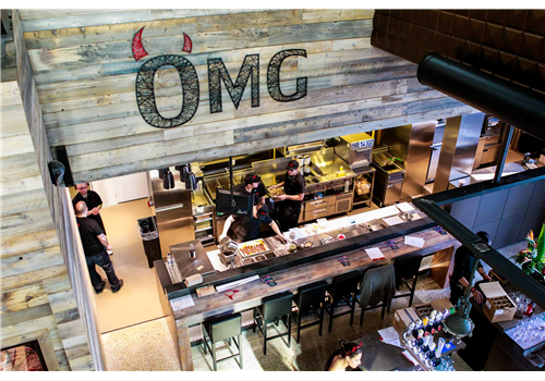 OMG Resto Restaurant - Picture