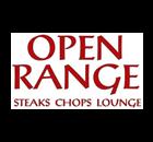 Open Range Restaurant - Logo