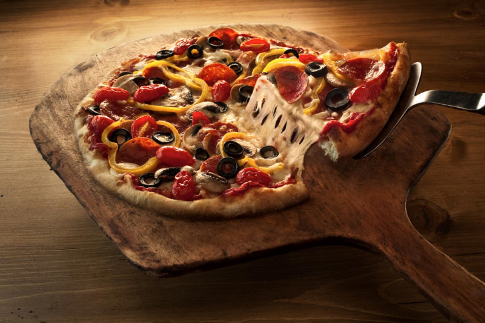 Pacifico Pizzeria & Ristorante - Smithe Restaurant - Picture