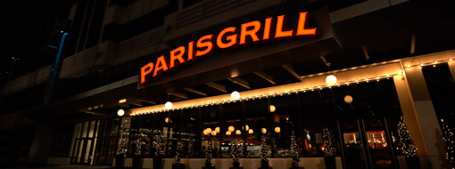 Paris Grill Restaurant - Picture