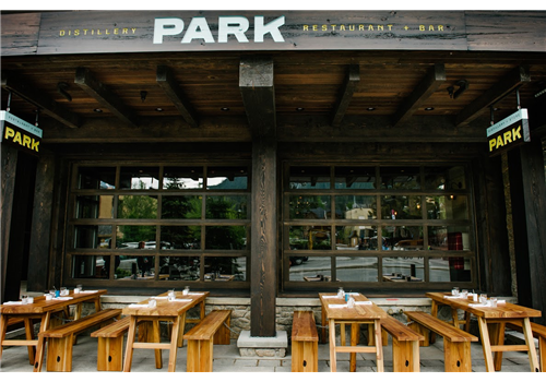 Park Distillery Restaurant + Bar Restaurant - Picture