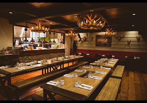 Park Distillery Restaurant + Bar Restaurant - Picture