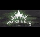 Parks & Rec Gastropub Sports Bar Restaurant - Logo