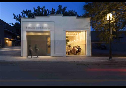Perles et Paddock Restaurant - Picture