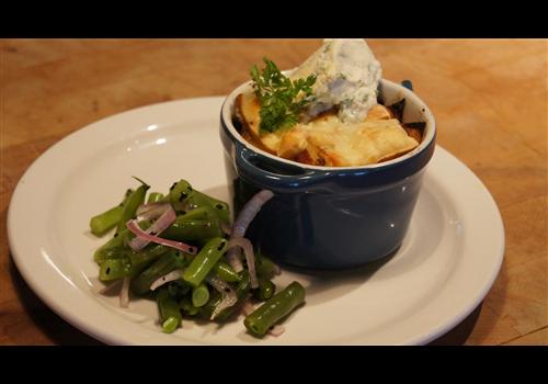 Pied Bleu Restaurant - Picture