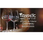 Pizzédélic Gatineau Restaurant - Logo