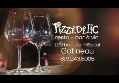 Pizzédélic Gatineau Restaurant - Picture
