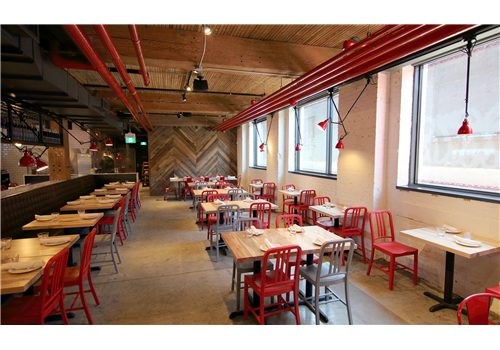 Pizzeria Libretto - King Street Restaurant - Picture
