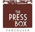 Press Box Restaurant - Logo
