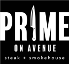 Prime on Avenue Restaurant - Logo