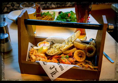 Pub Le Houblon Restaurant - Picture