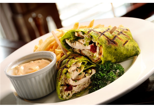 Bâton Rouge - Ste-Foy Restaurant - Picture