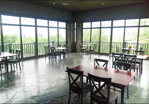 Il Pinnacolo Restaurant - Picture