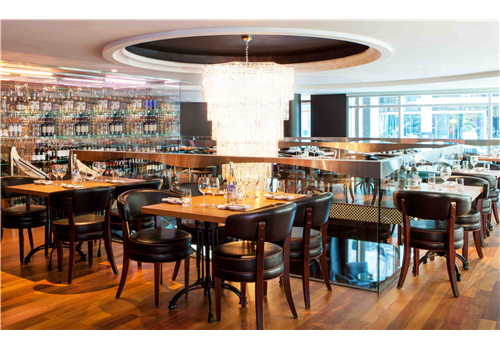 Bistro Laurentien La Coupole Restaurant - Picture
