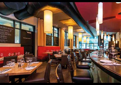 Restaurant La Cuisine Restaurant - Picture