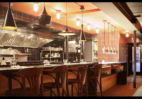 Restaurant La Planque Restaurant - Picture