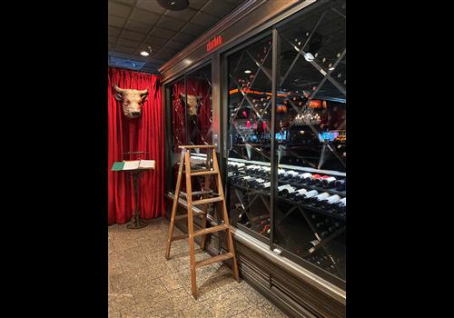Restaurant Le Charbon Steakhouse Restaurant - Picture