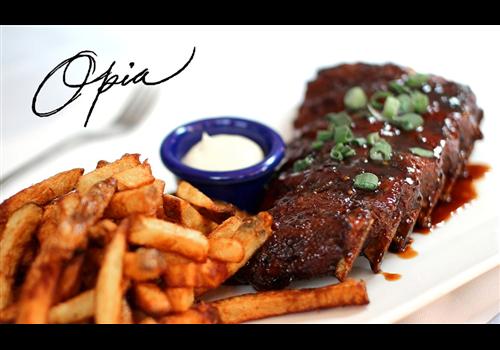 Restaurant Opia Restaurant - Picture