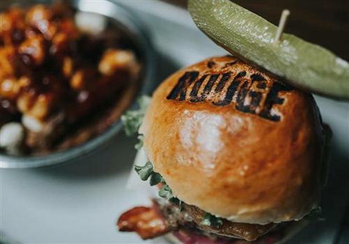 Restaurant Rouge Burger Bar Restaurant - Picture