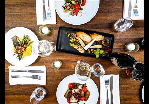 Restaurant SENS Restaurant - Picture