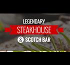Legendary Steakhouse and Scotch Bar Restaurant - Logo