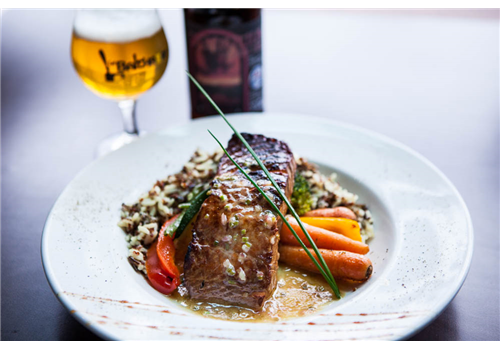 Resto Pub Le Balthazar-Centropolis Restaurant - Picture