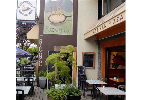 Rocky Mountain Flatbread (Kitsilano) Restaurant - Picture